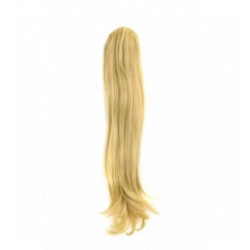 Опашка от естествен косъм.Цвят 22