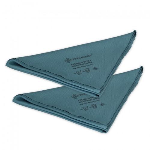 2 броя Професионална кърпа за прозорец и автомобил - 60х40