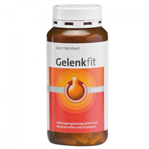Gelenkfit - капсули за опорно-двигателната система, 240 капсули