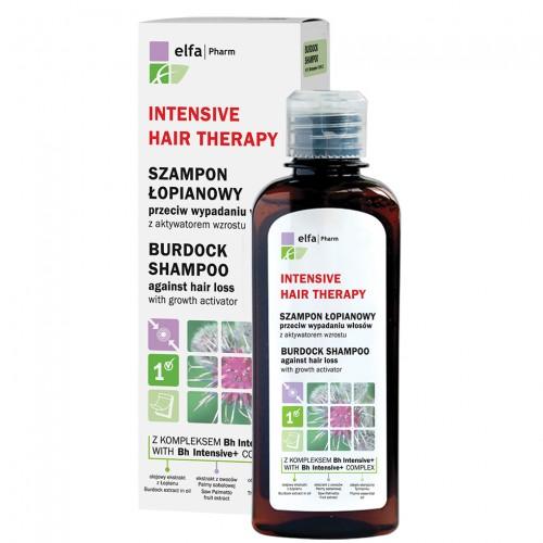 Шампоан с репей и Bh Intensive+ complex, 200 мл