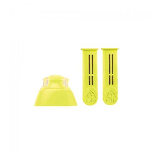 DAFI - Комплект филтриращи елементи – 2 бр. жълти
